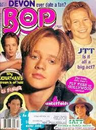 Bop Magazine. I had the posters all over my walls!