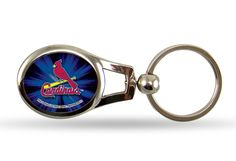 Officially licensed MLB Oval key ring. Shop now for your favorite MLB Team accessories at sunsetkeychains.com.Officially licensed MLB product. Licensee: Rico IndustriesFree and fast shipping to all U.