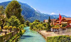 معالم مقاطعة إنترلاكن السويسرية تجذب السياح وحديثي…: تعد مقاطعة إنترلاكن أوبيرهاسلي السويسريّة، من أكثر المواقع السياحيّة المشهورة التي…