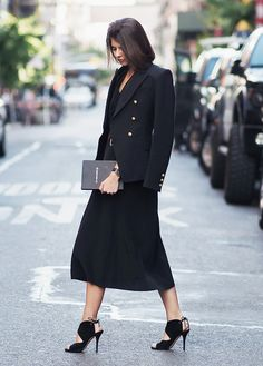 The New Blogger With Awesome Outfit Ideas via @WhoWhatWear