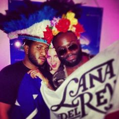 Ronald, Lana and Byron in Chile