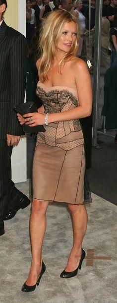 Kate Moss - CFDA Fashion Awards - Inside Arrivals