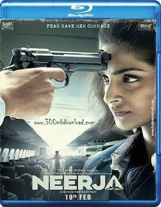 Neerja (2016) Full Movie BrRip 720p HD Free Download