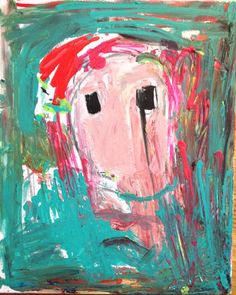 #Abstract #Figure #Painting 11.23.14 by HohmannART on Etsy #Hohmann