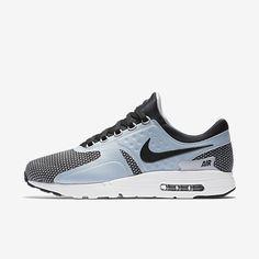 the best attitude 40902 8b4a5 Chaussure Nike Air Max Zero Pas Cher Homme Essential Noir Gris Loup Noir