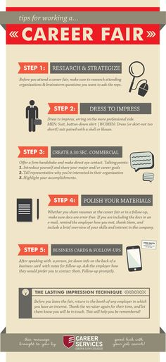 Job Fair Success: 11 Tips That Help You Stand Out In A Crowd | Job Search  Resources | Pinterest | Job Fair