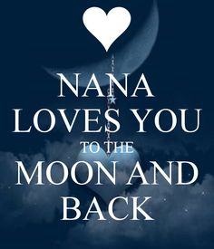 NANA LOVES YOU TO THE MOON AND BACK!! MY BABIES ETHAN AND VINNIE!!
