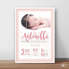 baby nursery tips are offered on our internet site. Pinterest Baby, Birth Announcement Sign, Baby Posters, Baby Frame, Baby Album, Baby Birth, Baby Prints, Baby Halloween, Baby Decor