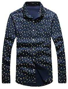 APTRO Men's Cotton Slim Fit Long Sleeve Casual Dress Shirt 5231 Floral UK XXXL APTRO http://www.amazon.co.uk/dp/B015XJNUXG/ref=cm_sw_r_pi_dp_E-oywb1EWHPWY