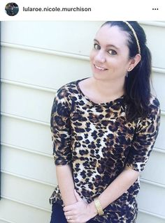 Lularoe Irma, leopard print. Shop this look here: https://www.facebook.com/groups/shoplularoenicolemurchison/