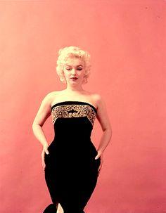 Marilyn Monroe by Milton Greene, 1955