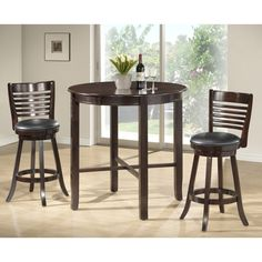 Have to have it. Monarch Cappuccino 42 in. Pub Height Table - $269.99 @hayneedle