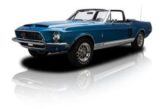 1968 Shelby GT350 - Documented MCA 3X Gold Winner  - Convertible with 302 V8 and 4 Speed