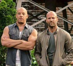 Vin Diesel & Jason Statham