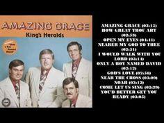 KINGS HERALDS - AMAZING GRACE (1973) - YouTube