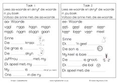 Image result for graad 2 lees Afrikaans Language, Teaching Posters, Kids Education, Phonics, Mathematics, Growing Up, Words, School, Google Search