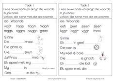 Image result for graad 2 lees Afrikaans Language, Kids Education, Phonics, Mathematics, Growing Up, Teaching, Words, School, Image