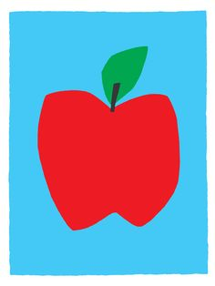 Apple by Cyrus Highsmith #illustration
