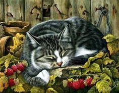 Artist Irina Garmashova