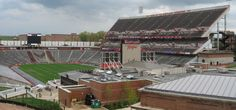 Byrd Stadium, University of Maryland, College Park Maryland