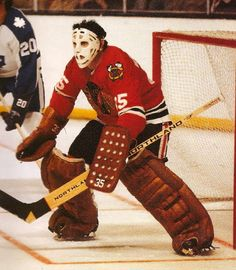 Vintage Goalie Mask Discussion Page :: Vintage Mask Gallery!