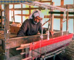 Textile (Weaving), Bahrain
