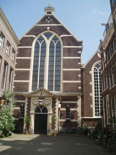 Waalse church, Amsterdam