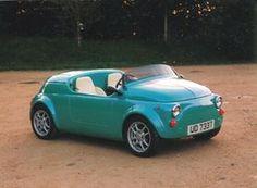 Fiat 500: Barchetta 595, Peter Stevens, England