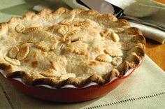Fresh Deep-Dish Apple Pie recipe