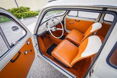 Fiat 500, Fiat Cars, New Chrome, Light Covers, Classic Cars Online, Rear Seat, Two By Two, The Originals, Minis