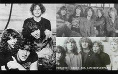 Young Leppard! Def Leppard