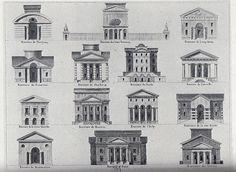 Barrières de Paris (1784-1787) - Architecte Claude-Nicolas Ledoux