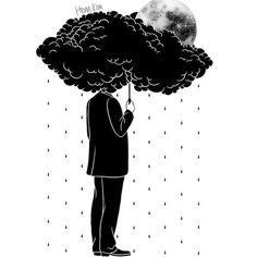 My life is a Storm 고요하지 못한 마음, 폭풍 같은 나의 매일 . . . #mylife #storm #rain