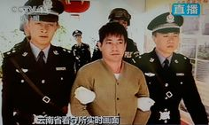 Friday 1st March 2013: China turns execution into news show.. executes four foreign prisoners for murdering a crew of Chinese sailors on the Mekong river after a live television broadcast showed them being lead to their death.