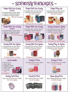 https://deannabisbee.scentsy.us/Scentsy/Buy/Collection/464  Combine & Saves!  Get more for your dollar!