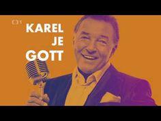 Karel je Gott (2/3) 2019 / Happy 80th Anniversary! Karel Gott, Music Videos, Anniversary, Celebrities, Happy, Youtube, Movies, Movie Posters, Fictional Characters