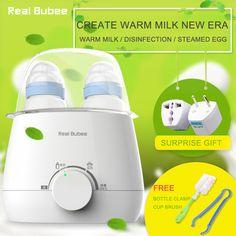 2017 British brand 24 hours Constant temperature multi-function baby double bottle warmer,sterilizer,boiled eggs,milk warmer