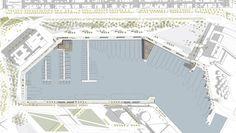 Marina Port Vell,Plan