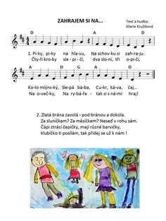 Fairy Tales, Singing, Songs, Education, Children, Sheet Music, Great Love, Young Children, Boys