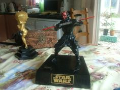 Ornaments & Figurines for sale in Ireland. Buy and sell Ornaments & Figurines on Adverts. The Phantom Menace, Antiques For Sale, Darth Maul, Ireland, Star Wars, Ornaments, Irish, Decorations, Starwars
