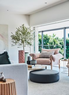 FEATURED PROJECTS — Louise Walsh Living Room Designs, Living Spaces, Living Rooms, Blush Living Room, Interior Design Business, Australian Homes, Classic Furniture, Outdoor Furniture Sets, Modern Interiors