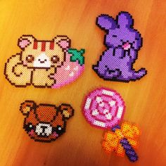 Crafts hama perler beads by gjrn93