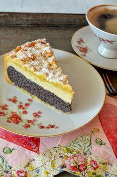 Ninas kleiner Food-Blog: Mohn-Käsekuchen mit Streuseln
