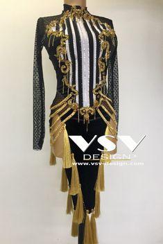 VICTORIA Latin dress | VSV Design
