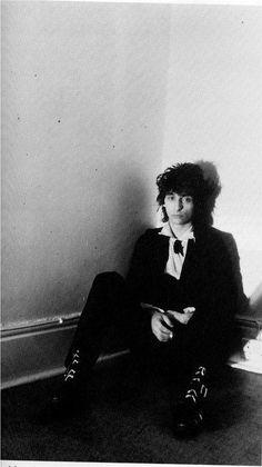 'So Alone' photosession, 1978.