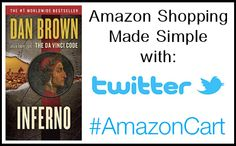 New #AmazonCart Feature Makes Shopping on Twitter a Breeze #cbias #shop