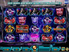 Magst sowas? Sind Transformers deine Helden? Spiele der #IGT online #Spielautomat Transformers Battle for Cybertron kostenlos jederzeit!