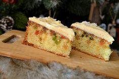 Prajitura - Retete culinare by Teo's Kitchen Vanilla Cake, 4x4, Cheesecake, Goodies, Sweets, Baking, Desserts, Recipes, Kitchen