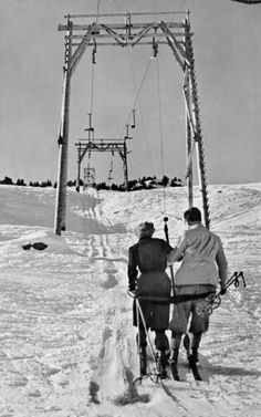 vintage ski photos - Google Search