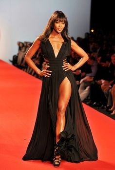 Naomi Campbell - Because You're Seriously Fierce!